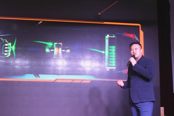 河北著名电台节目主持人 郑毅先生