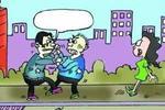 妻子乘出租车被骚扰 丈夫伙同他人索赔万余元