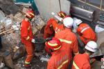 河北任县小商场坍塌5人被埋 事故原因正调查