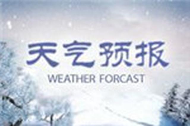 未来三天 河北各地气温先降后升!