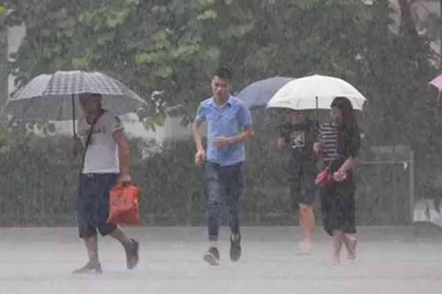 河北启动防汛应急响应 强对流天气来袭请防范