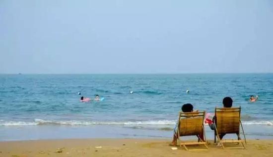 南戴河黄金海岸