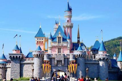 迪士尼乐园,中国第一座迪士尼乐园