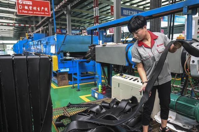 河北大城:传统污染保温建材行业转型升级