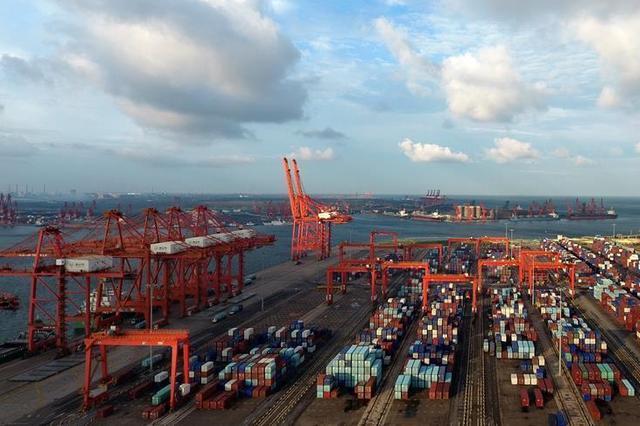 河北省港口1至7月货物吞吐量超6亿吨