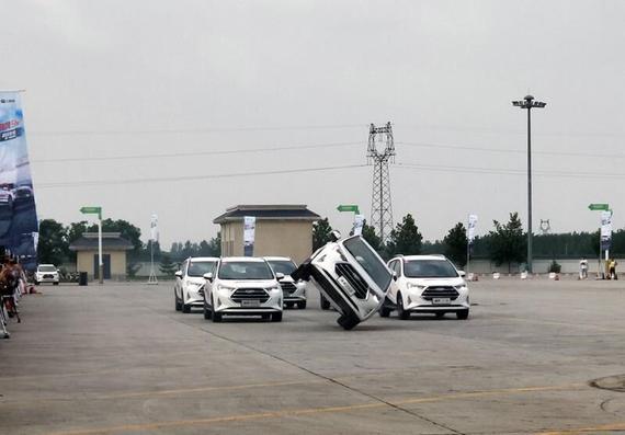江淮瑞风SUV超级体验营石家庄站来袭