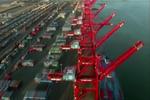 唐山港集团山西朔州 忻州内陆港揭牌开通