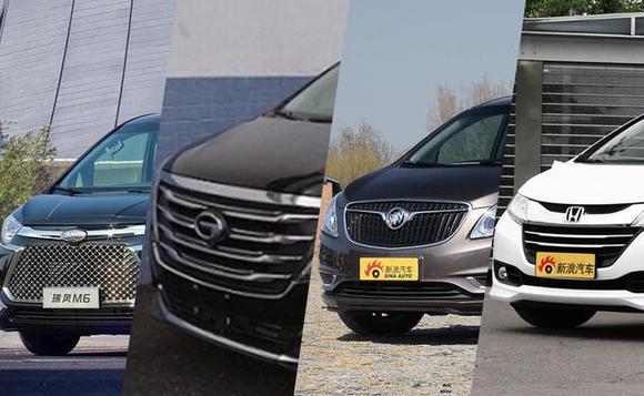 七座的时代 广州车展即将上市的MPV车型