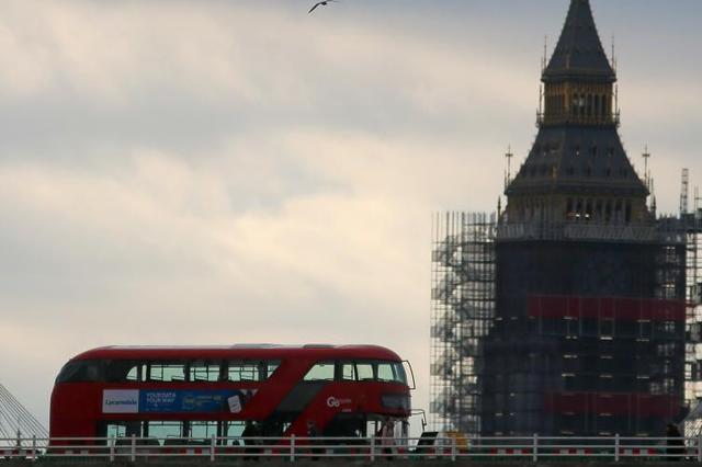 以咖啡渣为燃料 环保公交车在伦敦投入使用