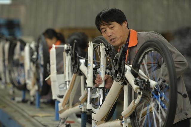 """河北广宗:自行车企业""""走出去"""" 开拓海外市场"""