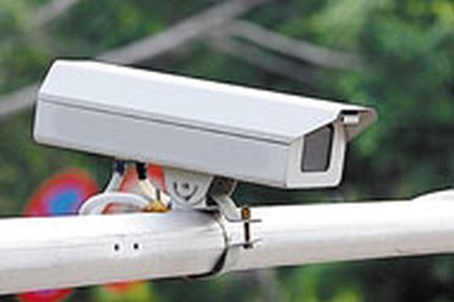 石家庄灵寿升级电子警察 增加新能源号牌识别功能