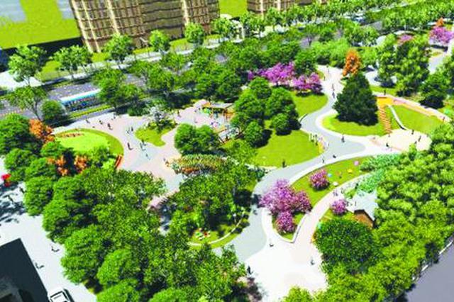 河北将新增绿地3000公顷 新建提升公园游园100个