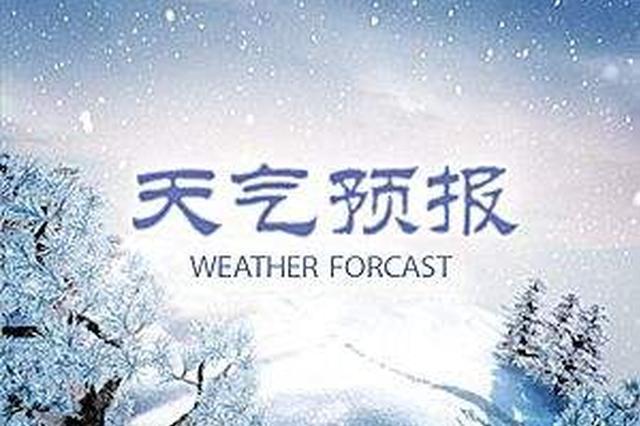 河北发布大风蓝色预警 本周气温开始回升