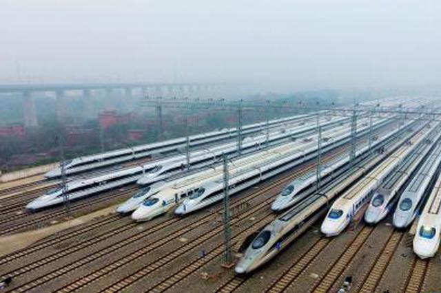 4月10日铁路调图 石济客专将增开列车3对