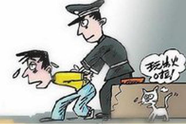 """邢台市联合治理""""三托"""" 已拘留2人传唤16人"""