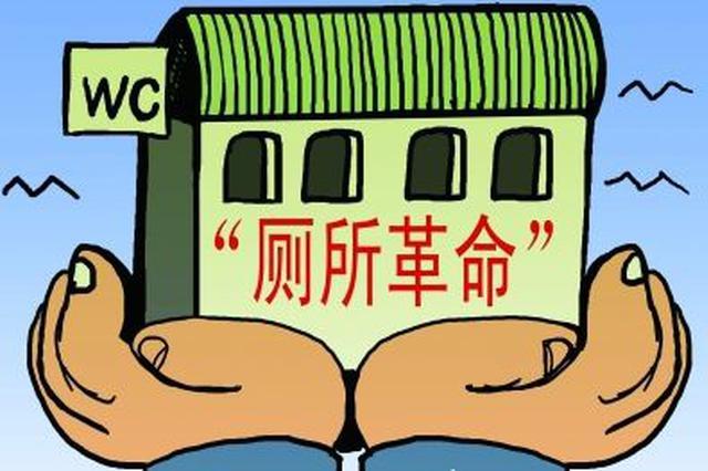 """河北三年""""厕所革命"""" 每年新增公厕1700座以上"""