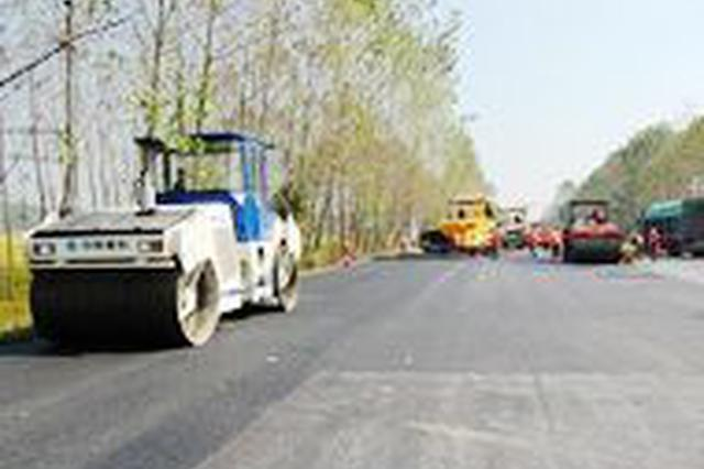 河北衡井公路开始封道拓宽改造 请绕道通行