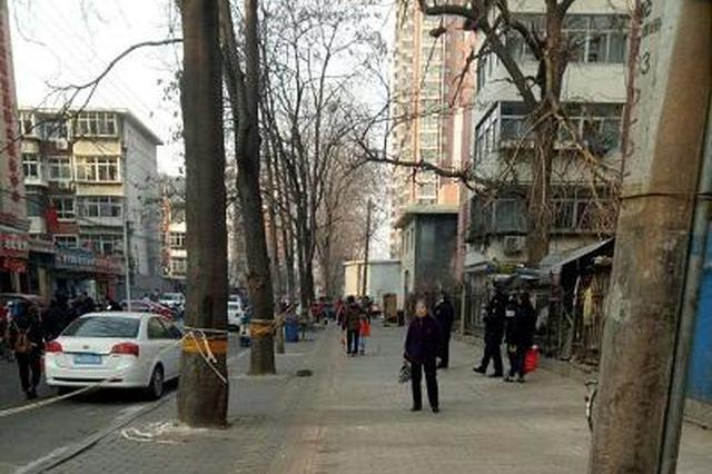 石家庄清退开始 30余年的栗康街占道市场被取缔