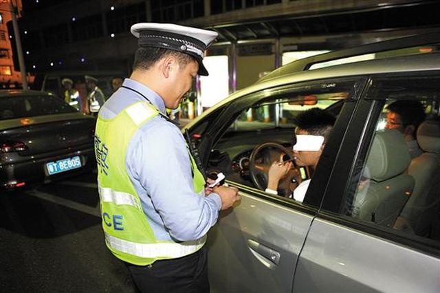 石家庄:严打酒驾醉驾毒驾 目前已刑拘294人