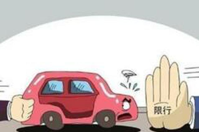 石家庄启动重污染天气二级响应 明日机动车限行