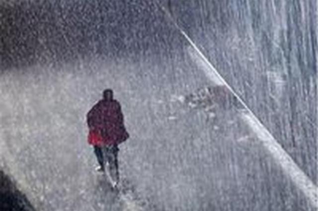 周末降雨降温齐袭 京津冀等地或遭强降雨