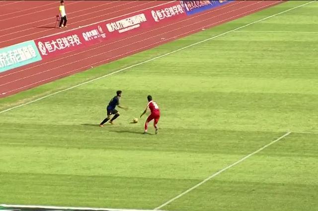 2018U17国际足球冠军赛 河北华夏2-2国际米兰