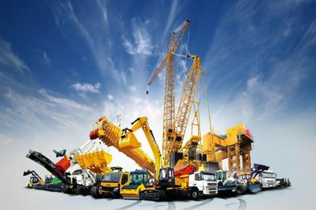 一季度河北省工程机械行业主要产品实现全部增长