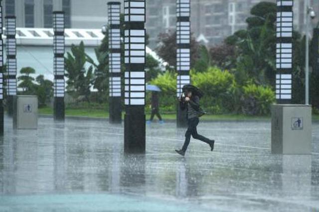 华南江南局地有降雨 东北大部气温将下降4到8℃