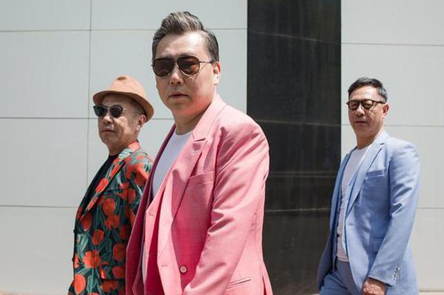 """南京小伙把三位老人拍成""""超模""""致青春"""