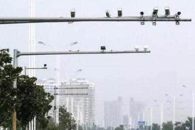 各位老司机请注意 廊坊多个路口新增监控设备