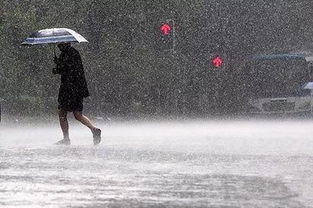 本周末河北新一轮雷雨到来 下周一千万要带伞