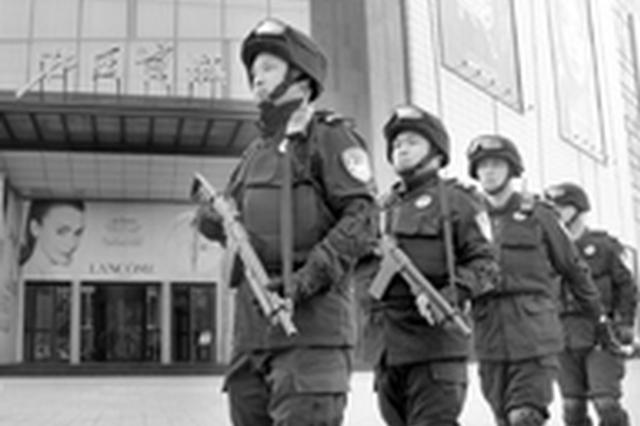 邢台市公安机关打击黑恶痞霸 清障护航保民安