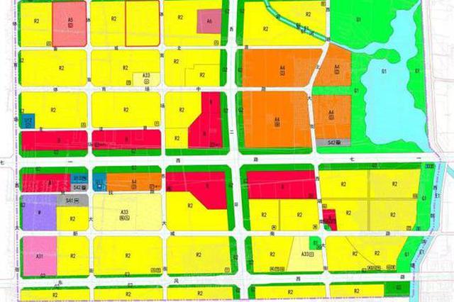 保定西湖体育新城最新规划 涉及居住用地3775亩