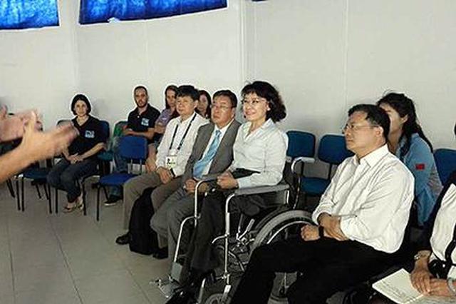 山东残疾人超570万 总体康复服务率全国第三