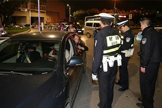 公安部开展酒驾醉驾毒驾夜查统一行动