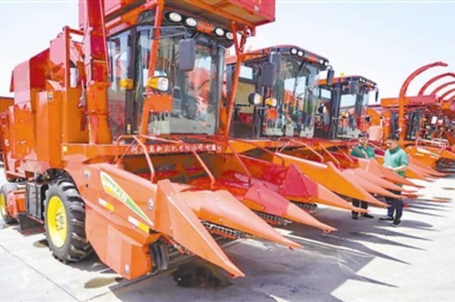 河北宁晋打造高端农业机械制造产业集群