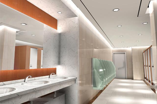 衡水今年建设32座公厕 67家单位内部卫生间开放