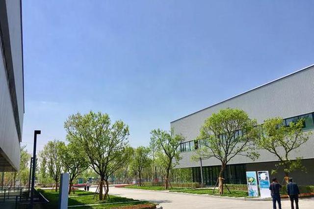 触摸未来之城 雄安新区首个大型建筑群最新探访