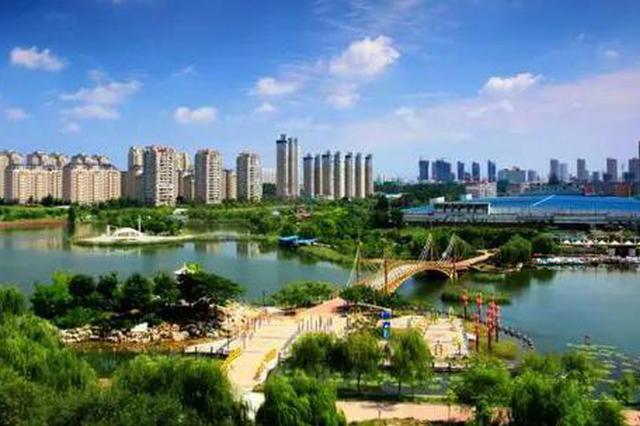 """衡水市实施""""四大工程""""推动生态环境持续改善"""