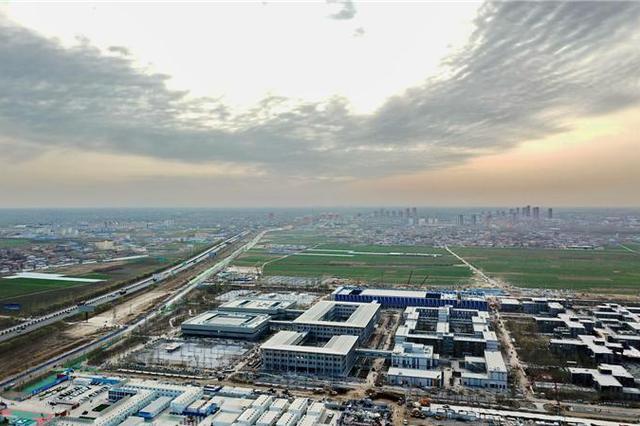 """雄安新区:触摸""""未来之城""""的绿色智慧脉搏"""
