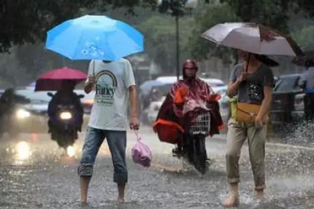 河北人请注意:大范围雷阵雨要来 局地中到大雨