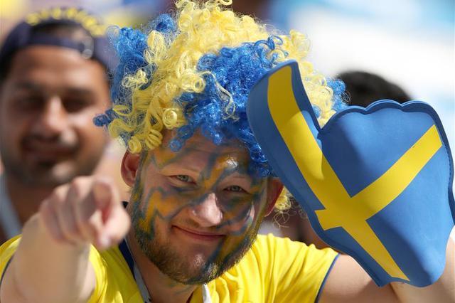 2018俄罗斯世界杯足球赛:球迷百态