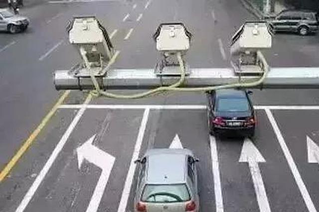 老司机注意 在衡水这个路段停车将被监控抓拍