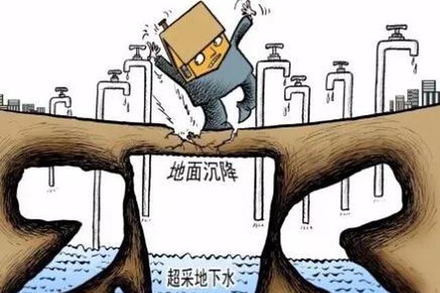河北省地下水超采综合治理五年实施计划印发
