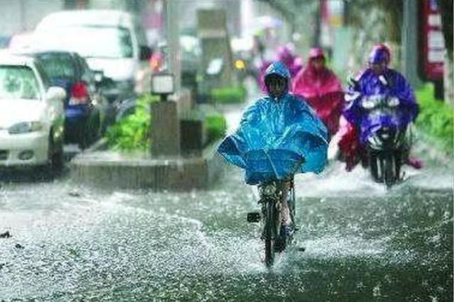 暴雨来袭!河北未来两天雨雨雨 气温气温先降后升