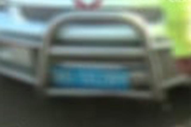 张家口两面包车严重超员司机被查处