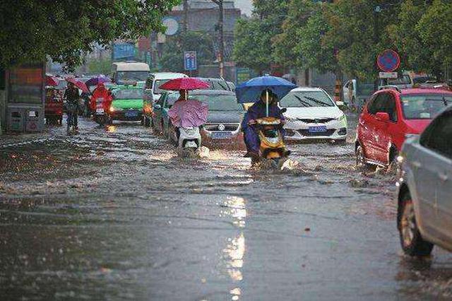 强降雨将袭击河北 入汛以来最强的一次暴雨过程