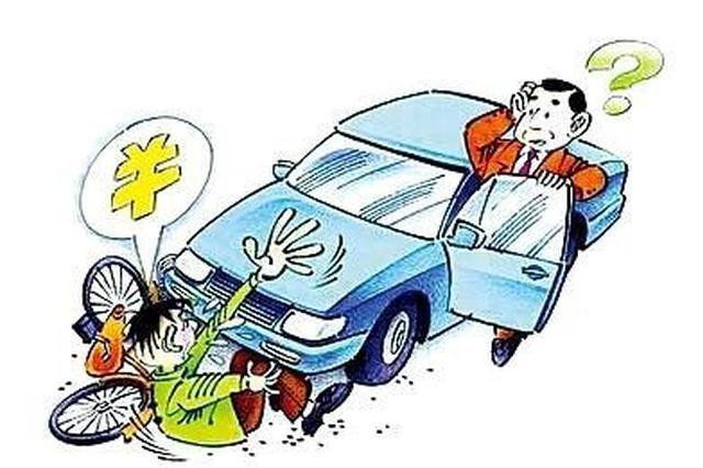 """石家庄一男子""""碰瓷""""碰上警察 抓破旧伤口索赔"""
