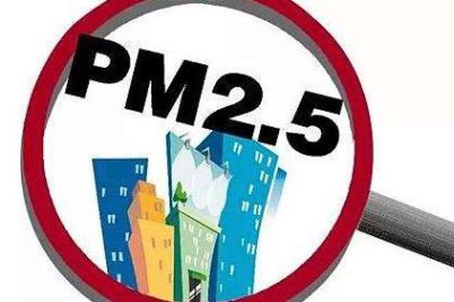 邯郸市连续两个月PM2.5浓度下降率全省居首