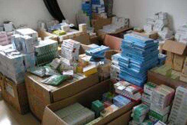 衡水破获特大非法经营药品案 涉及50余家药房